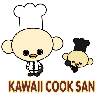 KAWAII COOK SAN